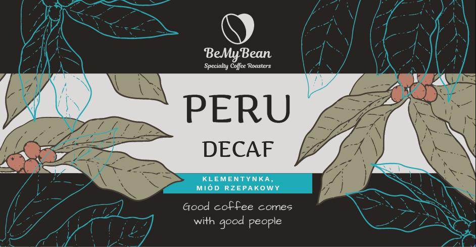 PERU DECAF alternatywa - Sklep online Szczypta Orientu