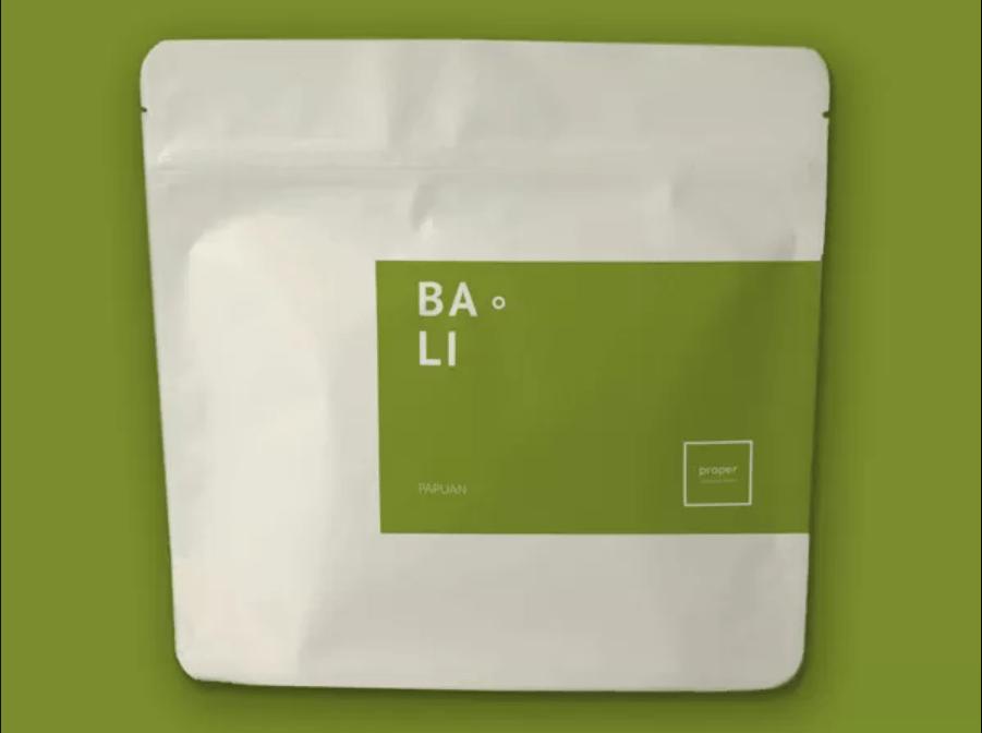 BALI Papuan espresso - Sklep online Szczypta Orientu